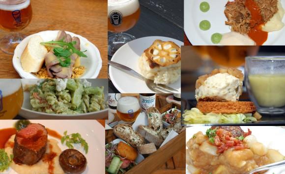 Culinaire Biertocht