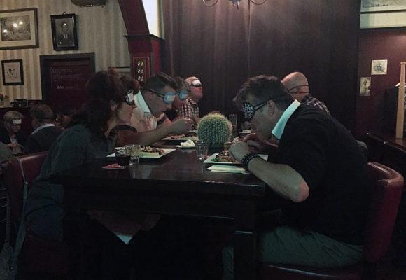 blind belevings diner